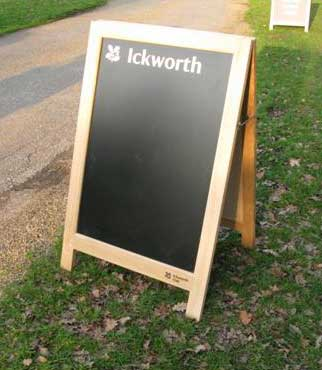 A-Board Ickworth