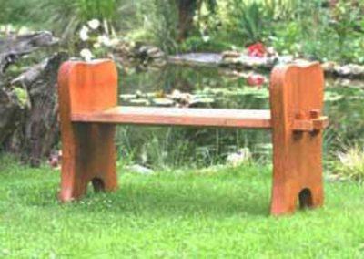 Icklingham-Bench