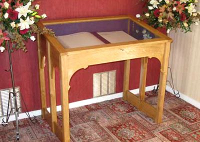 Ecclesiastical Furniture memorial_bookcase_large